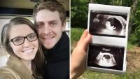 Austin Joy Forsyth 10 week ultrasound