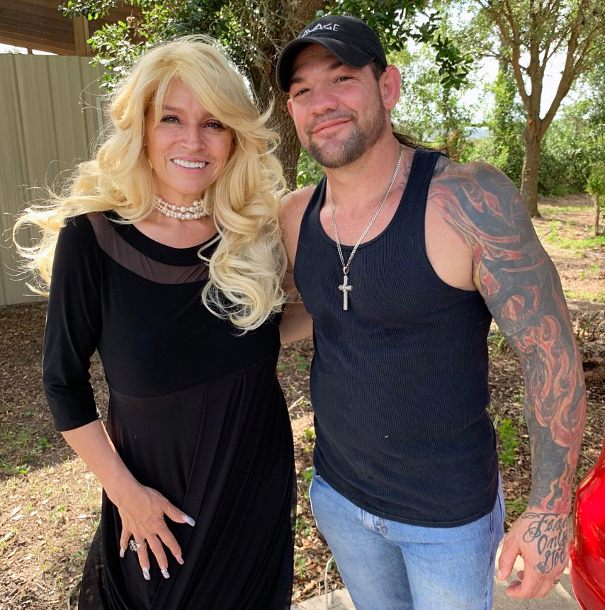 Beth Chapman and Leland Smile in Mothers Day Pic Amid