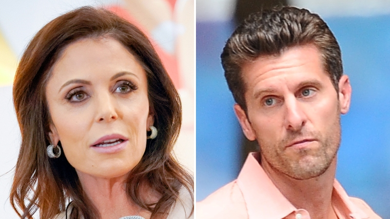 Bethenny Frankel's Ex Jason Hoppy Attempts to Use 'RHONY' Scenes Against Her in Custody Battle