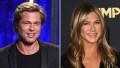 Brad Pitt Jen Aniston Rumors
