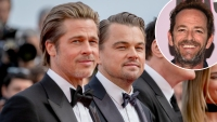 Brad-Pitt-and-Leonardo-DiCaprio-Were-Starstruck-When-They-Met-Luke-Perry