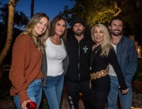 Caitlyn Jenner Reunites with Sons After Wedding Drama