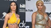Cardi B Denies Roasting Nicki Minaj After Photoshopped Instagram Caption Surfaces