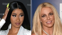 Cardi B Supports Britney Spears Mental Health Treatment