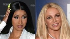 Cardi B Supports Britney Spears Mental Health Treatment
