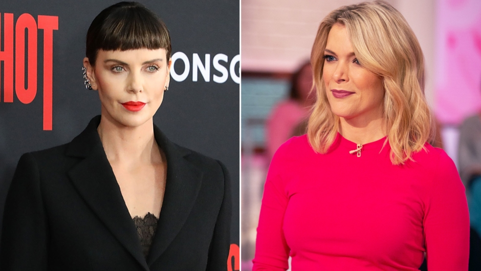 Charlize Theron Says She 'Didn't Know How Complicated' Megyn Kelly's Situation Was