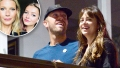 Dakota Johnson Bonding Chris Martin Gwyneth Paltrow Apple