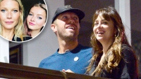 Dakota Johnson Bonding Chris Martin Gwyneth Paltrow Apple