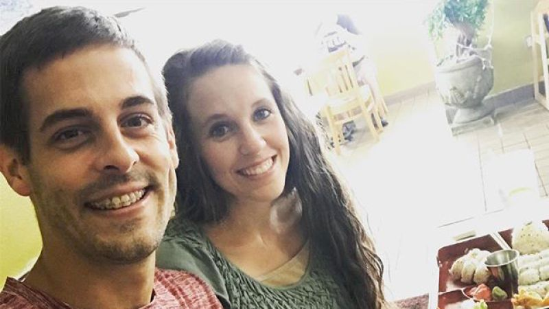 Jill Duggar and Derick Dillard Have Never Slept Apart While Married