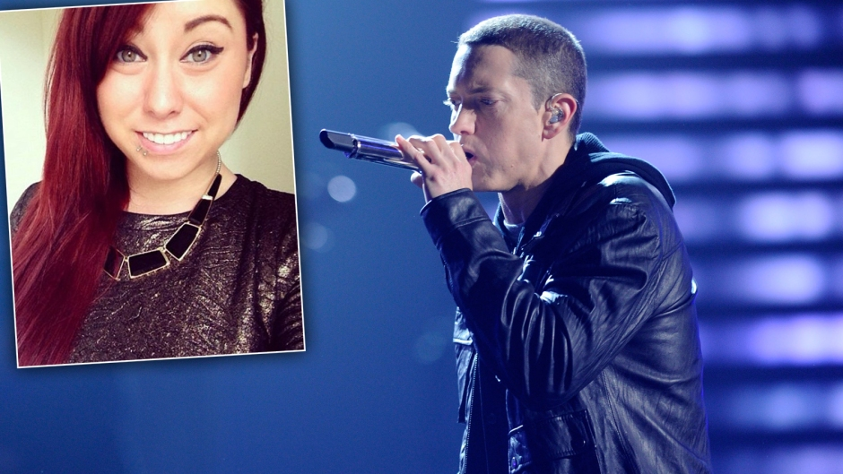 Eminem Adopted Daughter Alaina Marie Mathers Birthday