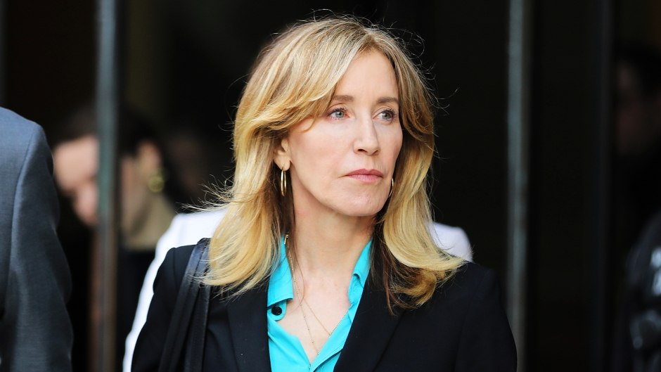 Felicity Huffman Pleads Guilty College Admissions Scam Prison Time