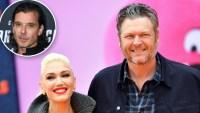 Gavin Rossdale Supports Gwen Stefani Relationship Blake Shelton