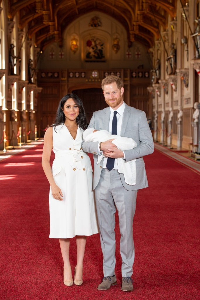 Meghan Markle Prince Harry royal baby