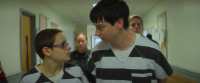 Gypsy and Nick in Prison