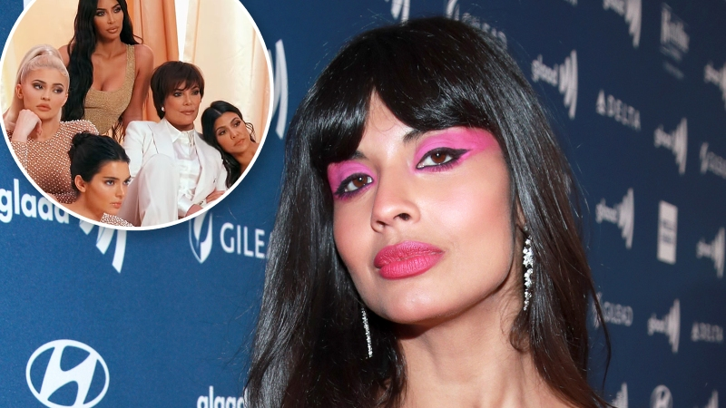 Jameela Jamil Says She Isn't 'Canceling' the Kardashians Over Weight Loss Products: 'I'm Reprimanding Them'