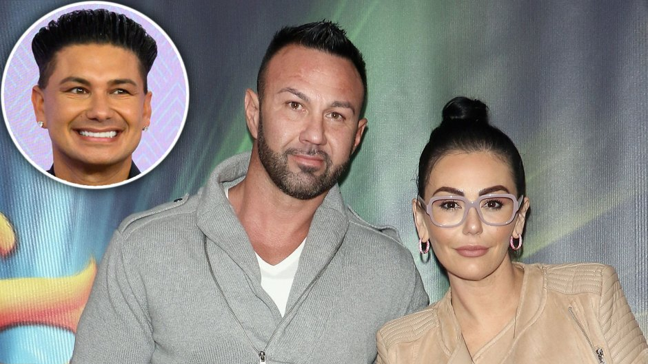 'Jersey Shore' Star Pauly D Says JWoww and Ex-Husband Roger Are 'Great Now' and 'Totally Coparent'