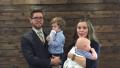 Jessa Duggar and Ben Seewald Welcome Baby No. 3