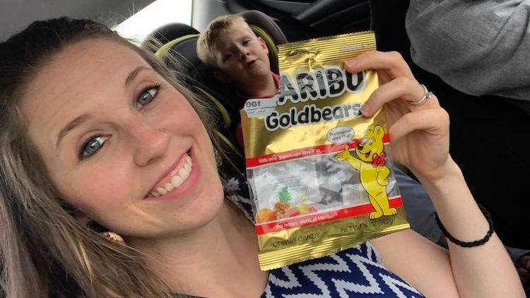 Oh S--t!Fans Warn Jill Duggar About, Uh, Possible Side Effects After She Downs an Entire Bag of Gummies