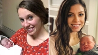 Jill Duggar with Ivy Seewald and Lauren Swanson with Ivy Seewald