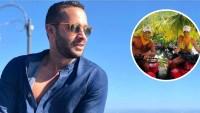 Jonathan Rivera Shows Off New Girlfriend