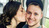 Josiah Duggar Lauren Swanson Selfie