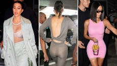 Peek-a-Boo! 20 Times the Kar-Jenners Were *This* Close to Suffering Major Wardrobe Malfunctions