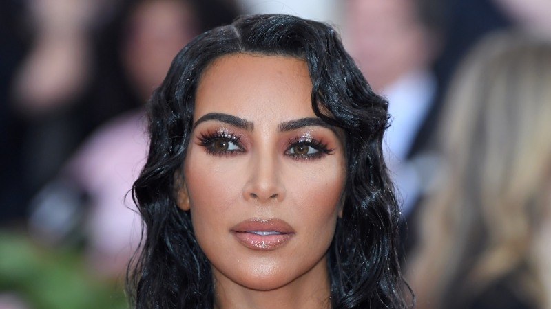 Fans Are Roasting Kim Kardashian for Spelling Several Words Wrong on Her Latest Instagram and It's Hella Awk