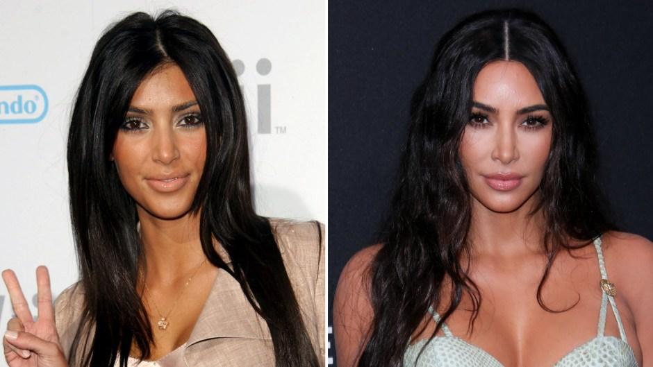 Kim Kardashian Transformation — See Photos Young to Now