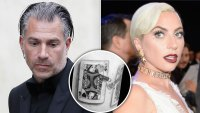 Lady Gaga's Ex Christian Carino Got a New Tattoo and Little Monsters Are Swarming: 'Gaga Tattoo Was Better'