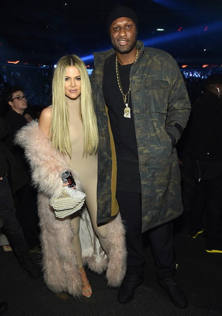 Lamar Odom Claims Khloé Kardashian Beat Up Stripper in Hotel Fight