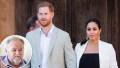 Meghan Markle Thomas Royal Baby Birth Announcement