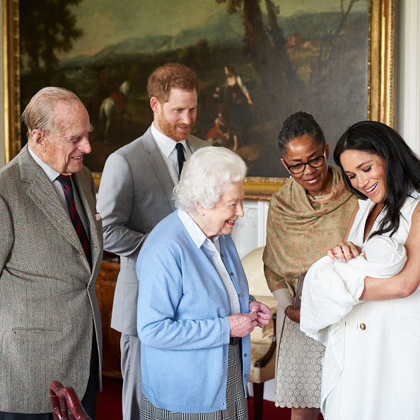 Meghan Markle Meeting The Whole Royal Family