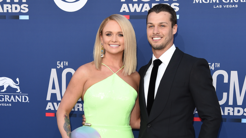 Miranda Lambert Shows Off Hubby Brendan McLoughlin in New Photos for a Good Cause