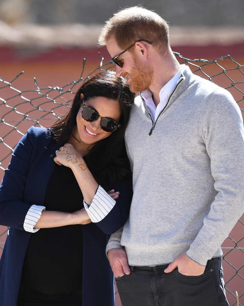 A Look Back at Meghan Markle and Prince Harry's First Year of Marriage, Rife With Haters and Family Drama