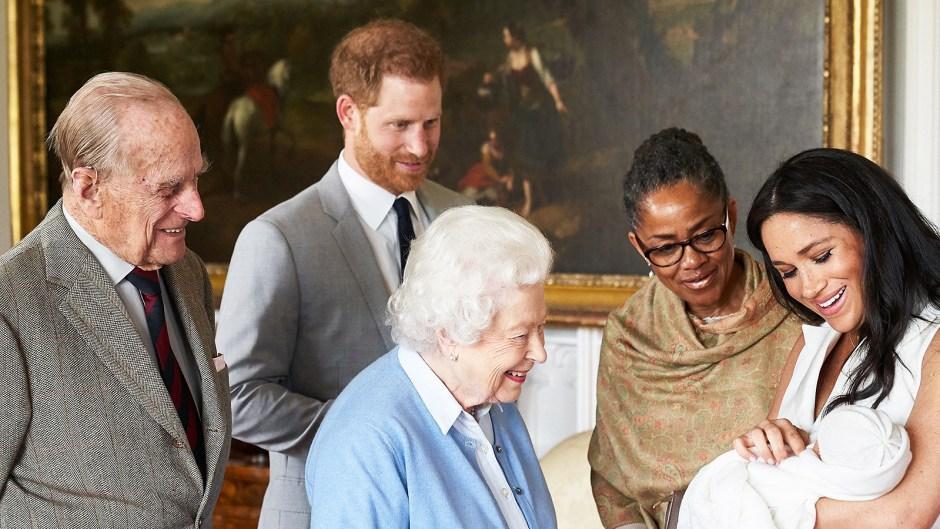 Royal-Baby-Prince-Harry-Meghan-Markle-Archie-Harrison-Mountbatten-Windsor-Doria-Ragland-Queen-Elizabeth-Prince-Charles-Promo