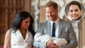 Royal Family Introduces Meghan Markle Son Archie Kate Middleton