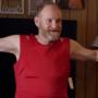 Sugar Bear Wearing a Red Dress