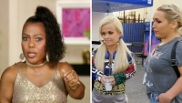 Tonya and Little Women LA Costars
