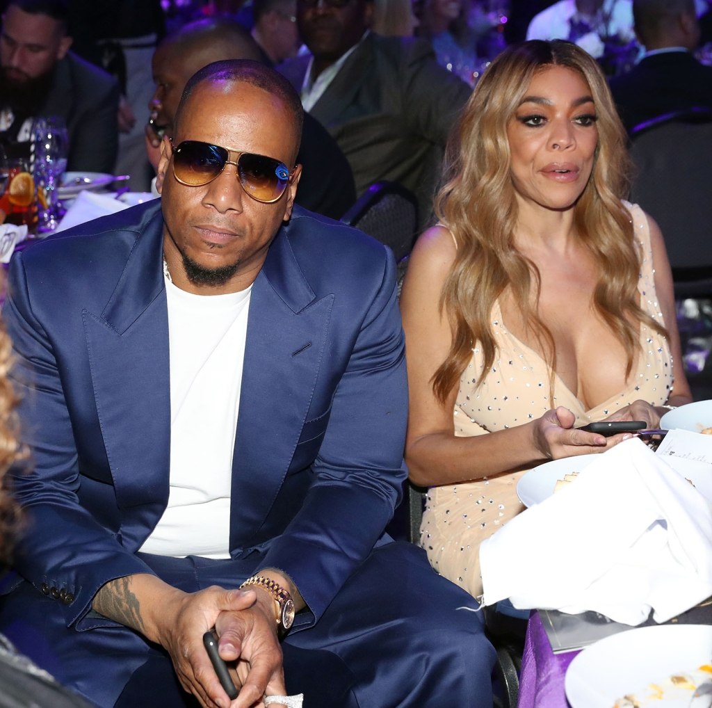 Wendy Williams Kevin Hunter Spousal Support