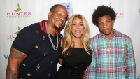 Wendy Williams Son Arrested Assault Punching Dad
