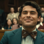 Zac Efron as Ted Bundy in Extremely Wicked on Netflix