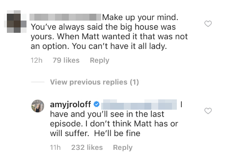 'Little People, Big World' Star Amy Roloff Shares Cryptic Message About Ex-Husband Matt 'Suffering': 'He'll Be Fine'