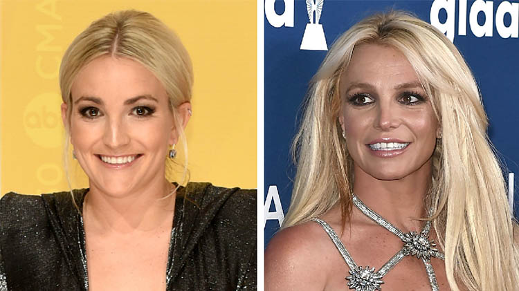 Britney Spears Sister Jamie Lynn Slams Troll After Court Hearing