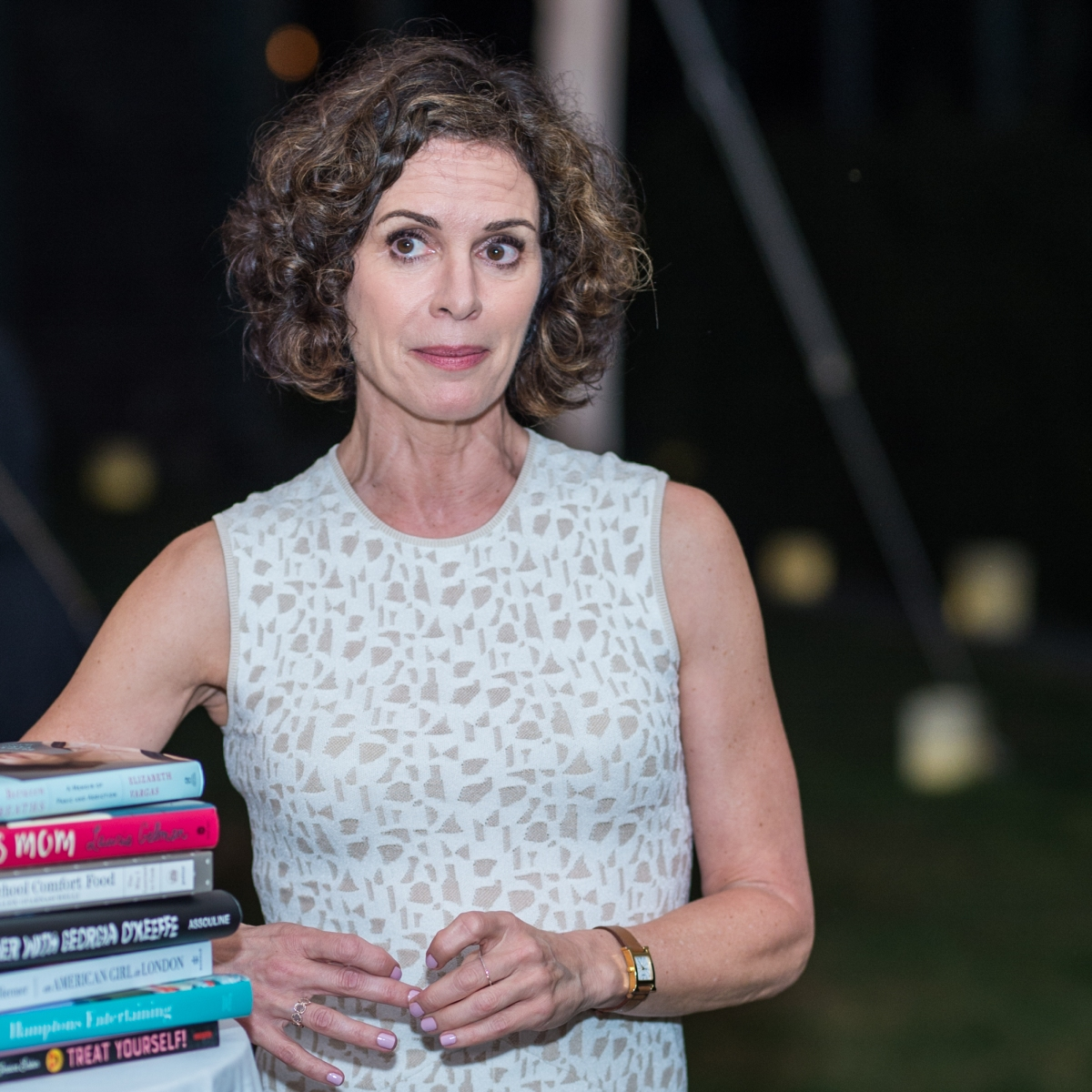 ExclusiveReporter Elizabeth Vargas Reveals Why She is Drawn to the World of True Crime and A&E's 'The Untold Story'