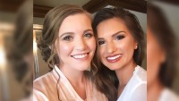 joy anna duggar carlin bates wedding makup