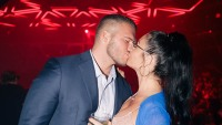 jwoww new boyfriend zack red carpet debut