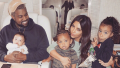 Kim Kardashian and Kanye West's Family