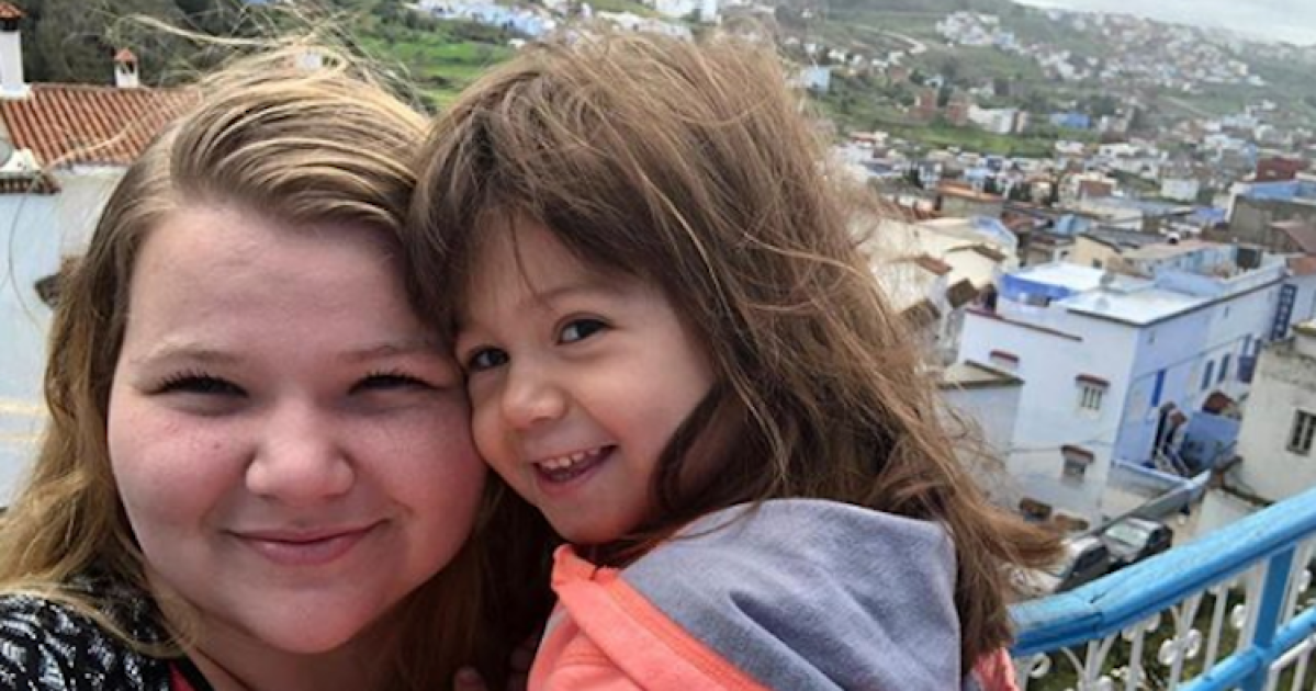 90 Day Fiance': Nicole Nafziger Defends May's Schooling in Morocco