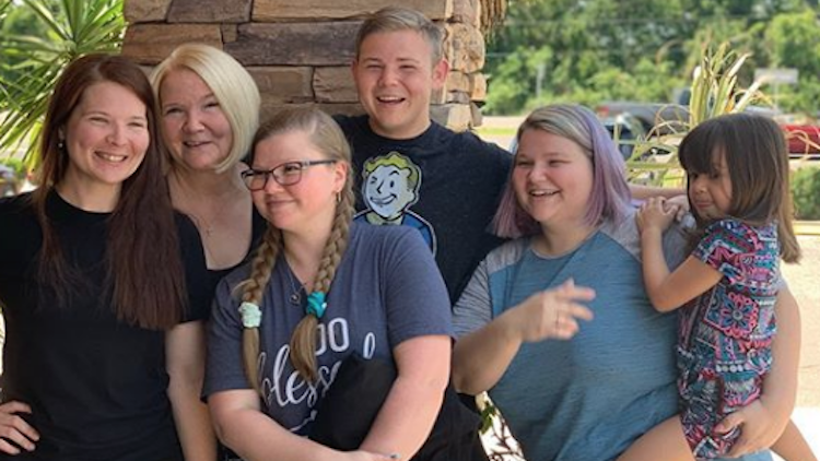 '90 Day Fiancé' Star Nicole Nafziger's Siblings Look Identical to Her — Meet Them All!