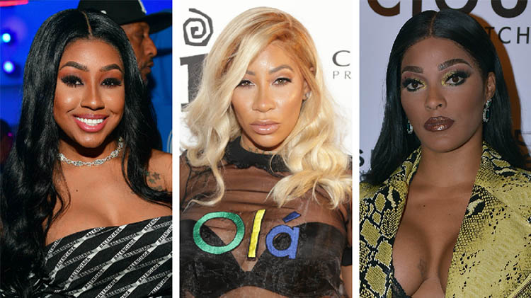 Yung Miami Feuds With Joseline Hernandez After Hazel E's
